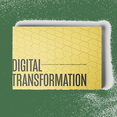 Digital Transformation Story at B2B Manufacturing Company